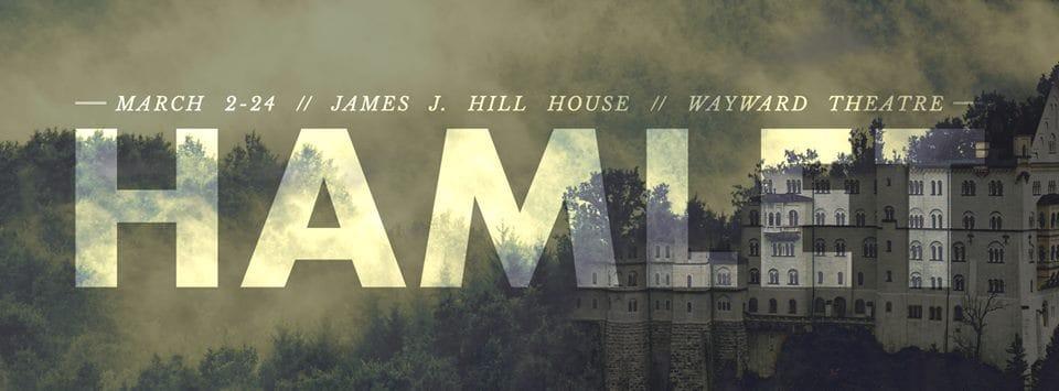 Review of Hamlet, Wayward Theatre Company at Hill House