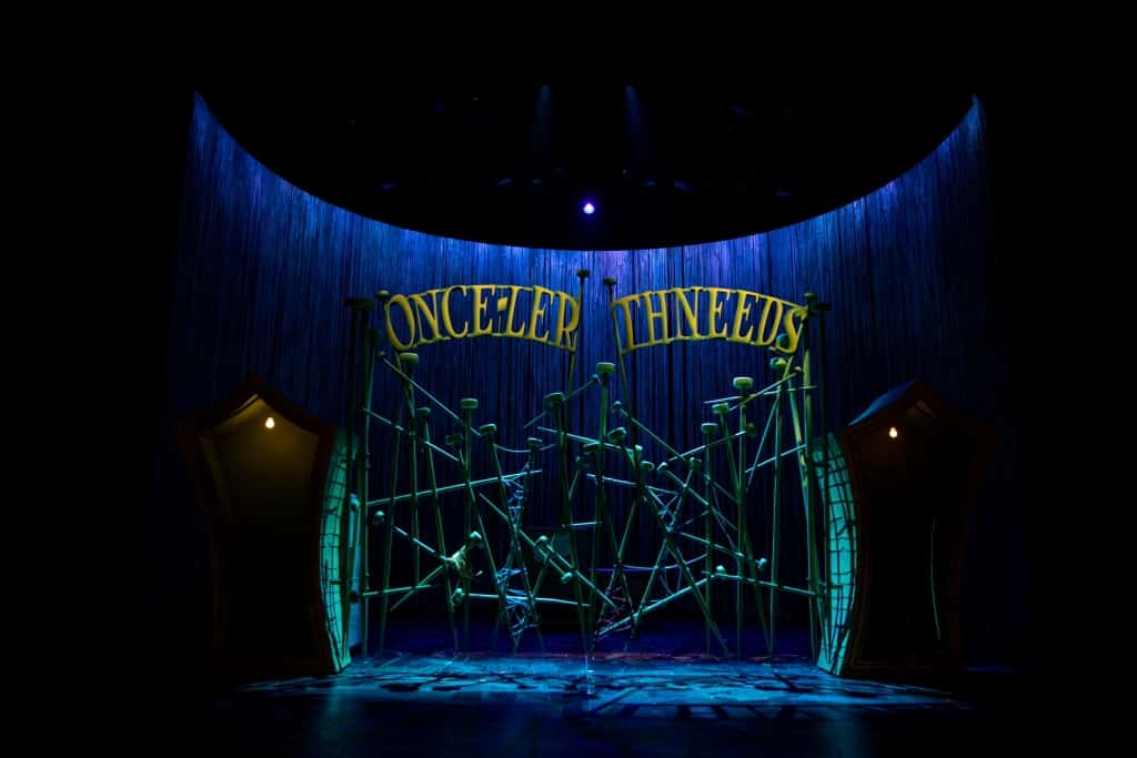 Review of The Lorax at the Children's Theatre Company in Minneapolis, MN