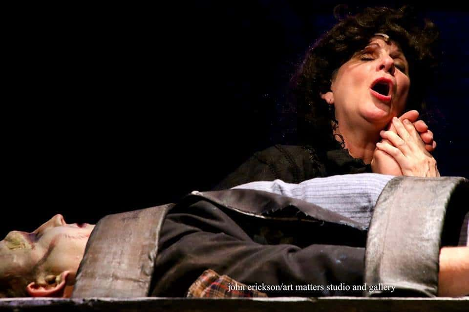 Young Frankenstein, the Musical, at CLC is racy and fun!