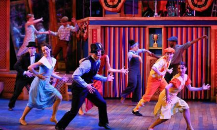 Review of Dance 'Til You Drop at the History Theatre in St. Paul, MN