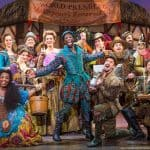 Review of Something Rotten on tour at the Orpheum in Minneapolis