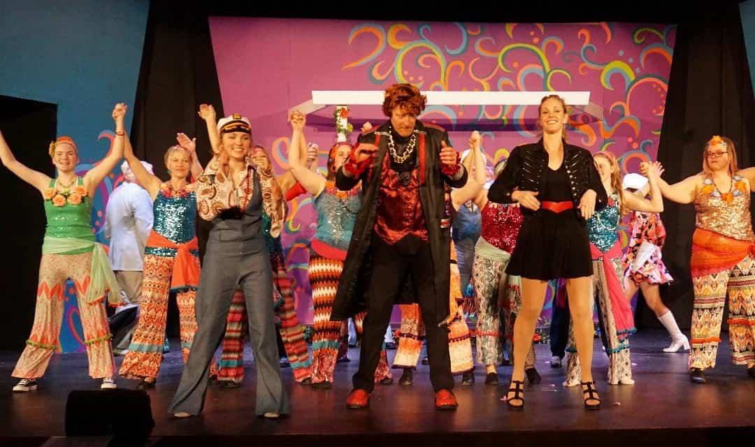 12th Night at Stage North in Brainerd Sparkles