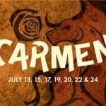 Carmen Under the Stars, Mill City Summer Opera