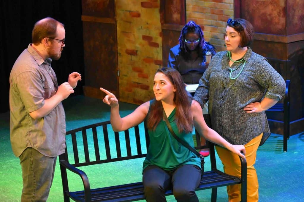 Review of If/Then at Lyric Arts in Anoka, MN