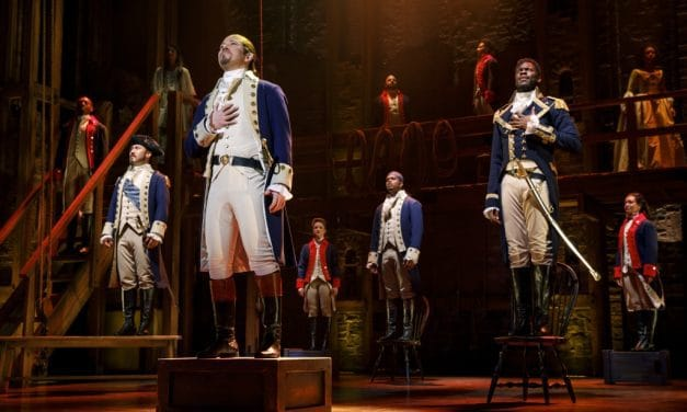 Review of Hamilton, U.S. Tour, at Orpheum Theatre Minneapolis