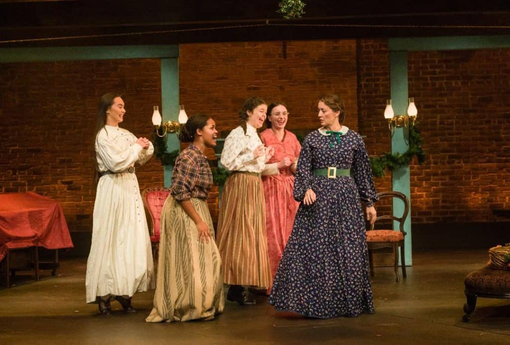 Review of Little Women at the Jungle Theater