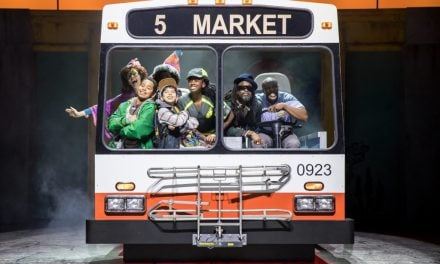 Review of Last Stop on Market Street at Children's Theatre Company, Minneapolis, MN