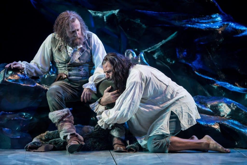 Review of Frankenstein - Playing with Fire at Guthrie Theater