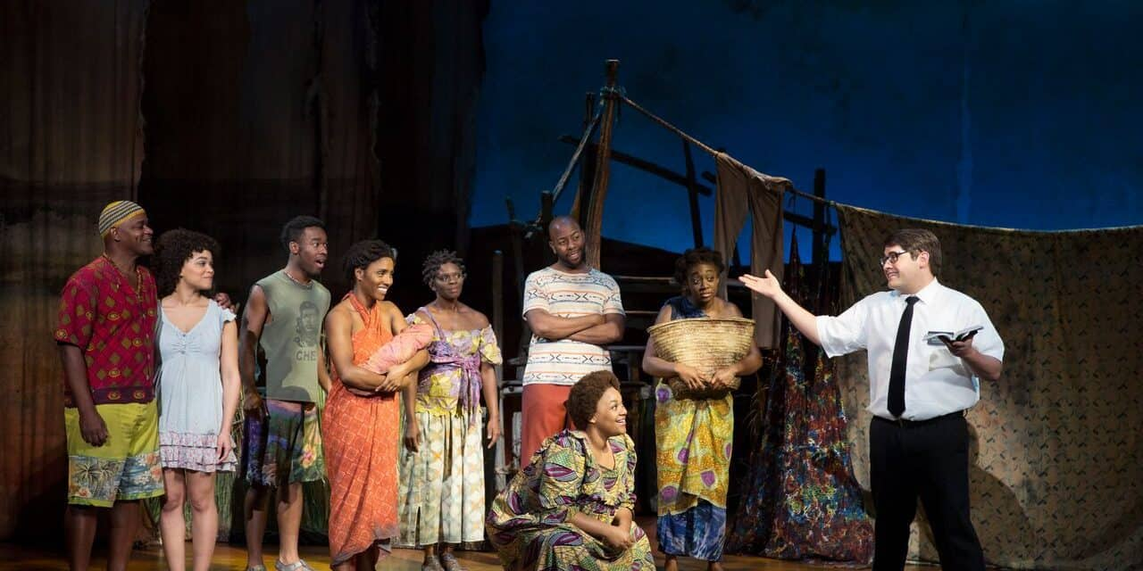 Review of Book of Mormon, on tour at Orpheum Theater in Minneapolis