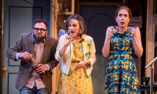 Review of Noises Off at the Guthrie Theater