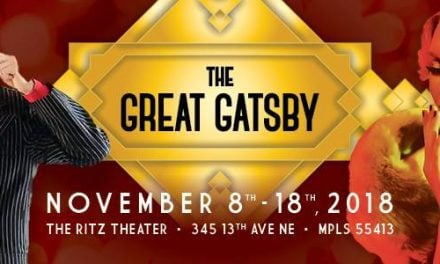 The Great Gatsby in Song and Dance by Collide Theater at the Ritz