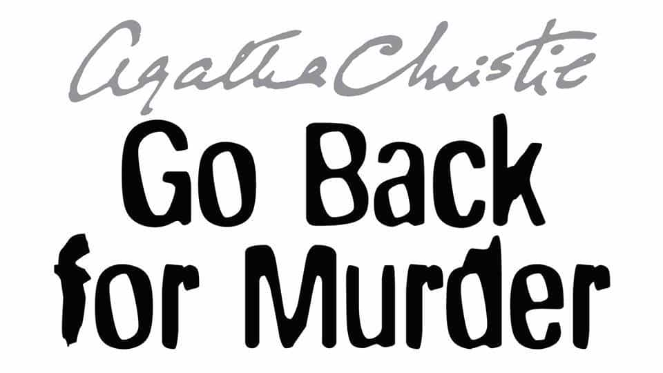 Review of Go Back for Murder at Theatre in the Round