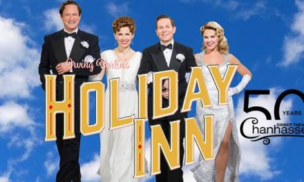 Review of Holiday Inn at the Chanhassen Dinner Theaters