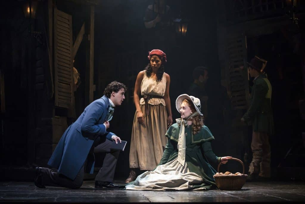 Review of Les Miserables, National Tour, at Orpheum Theatre in Minneapolis