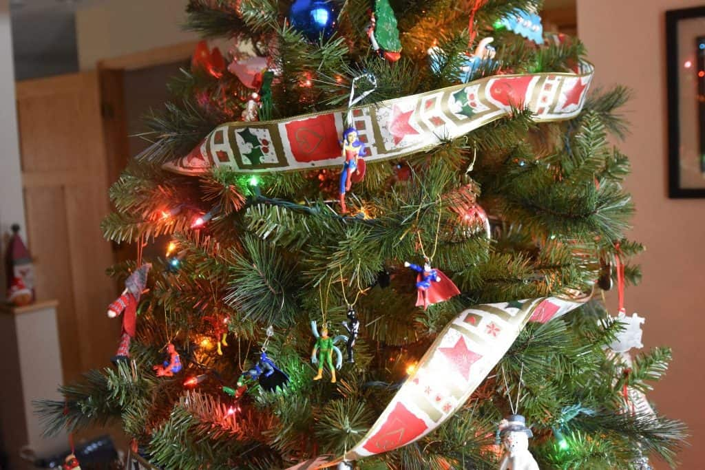 Favorite Photo Friday - Merry Super Hero Christmas!