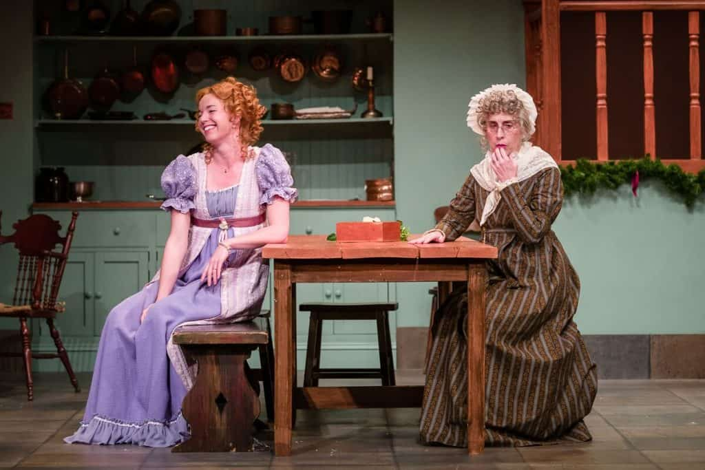 Review of The Wickhams at The Jungle Theater