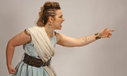 Review of Antigone at Park Square Theatre