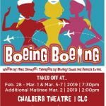 Boeing, Boeing, BCT at CLC, Lifts off with Laughter