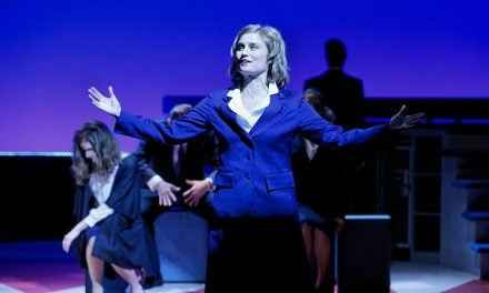 Review of Stewardess! at the History Theatre in St. Paul, MN