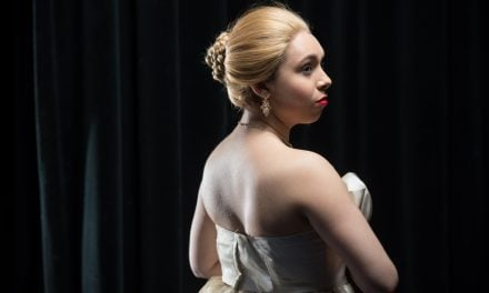 Review of Evita at Lyric Arts in Anoka, MN