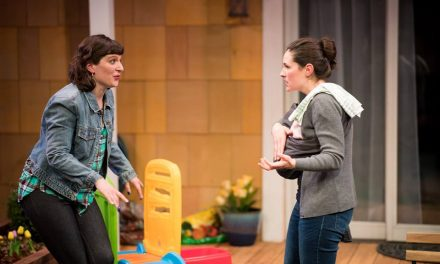 Review of Cry It Out at Yellow Tree Theatre