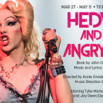 Review of Hedwig and the Angry Inch , Theater Latte' Da