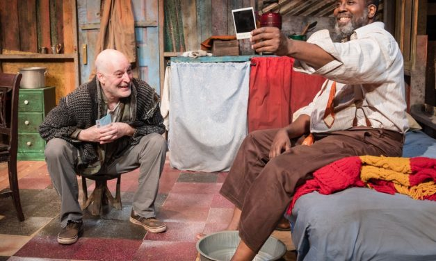 Review of Blood Knot at Pillsbury House Theatre