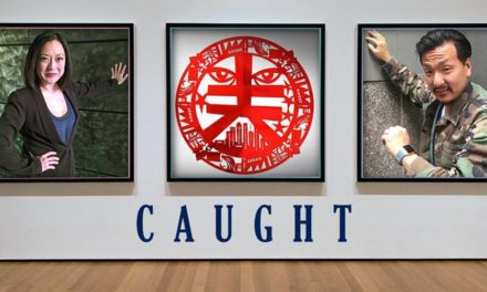 "Review of ""Caught"" presented by Full Circle Theater"