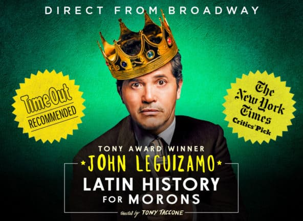 Ticket Giveaway for Latin History for Morons