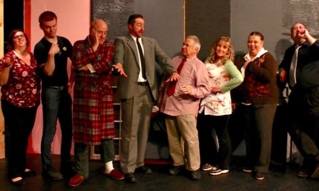 The Sunshine Boys, BCT at CLC, Sparkles and Shines