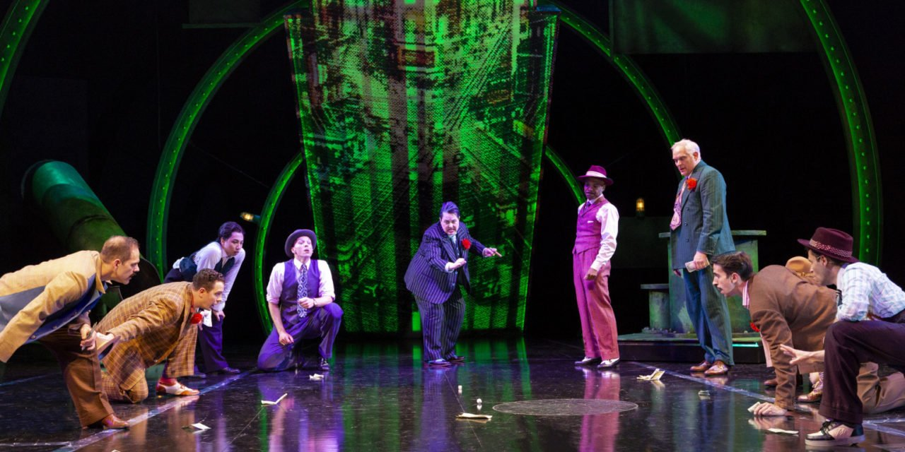Review of Guys and Dolls at the Guthrie Theater