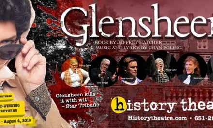 Review of Glensheen Musical at History Theatre, July 2019