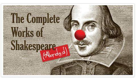 The Complete Works of William Shakespeare (abridged) BCT at CLC