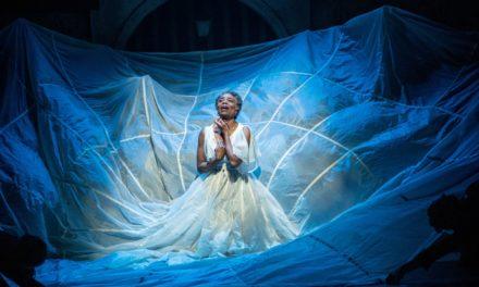 Review of Bernarda Alba at Theater Latte' Da