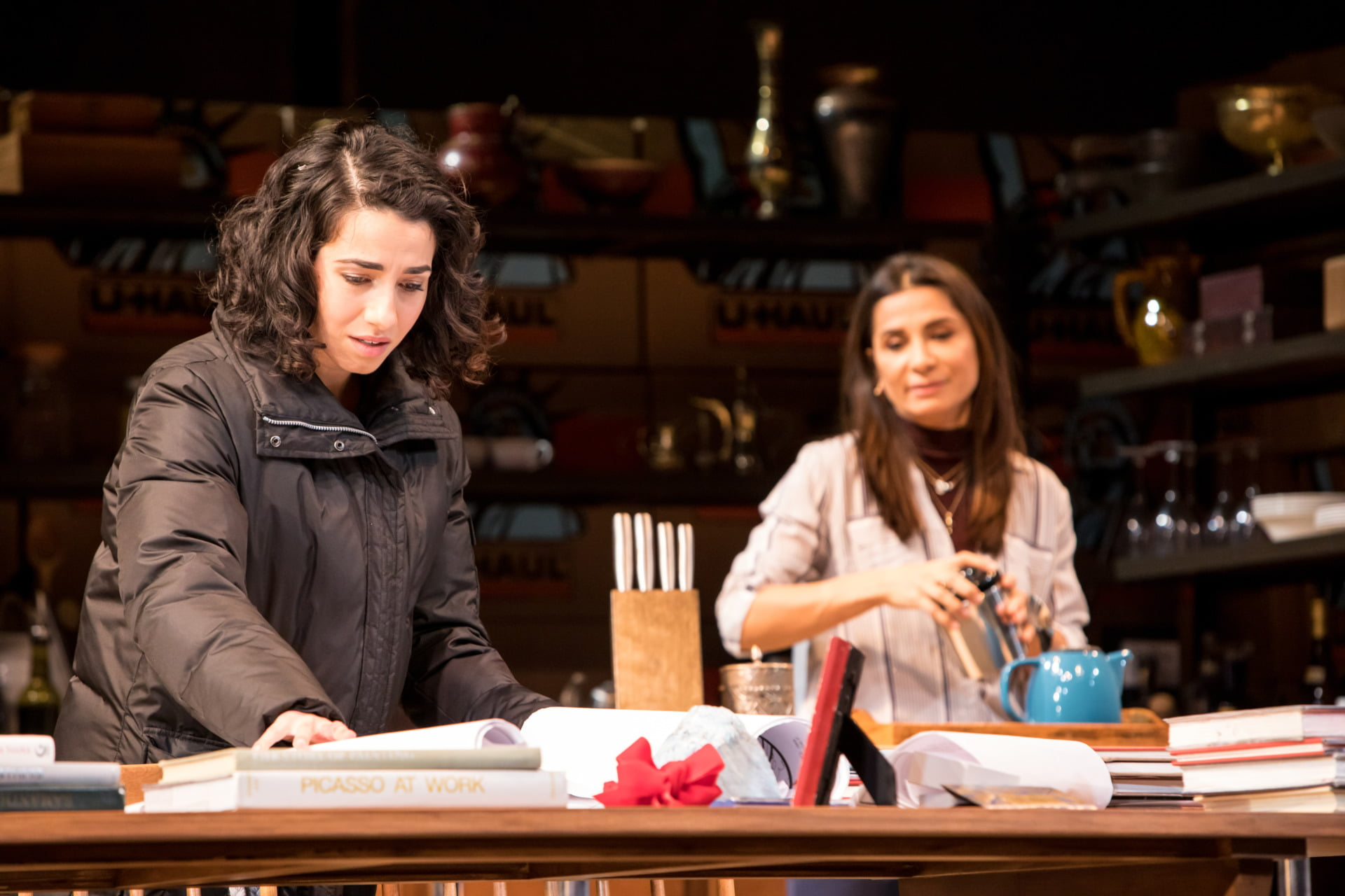 Review of Noura at the Guthrie Theater