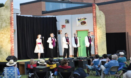 Review of Sh-Boom! Life Could be a Dream, Brainerd Community Theater, Summer 2020