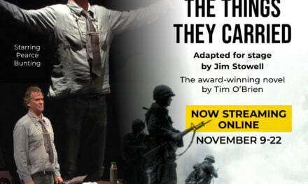 The Things They Carried, streaming from The History Theatre
