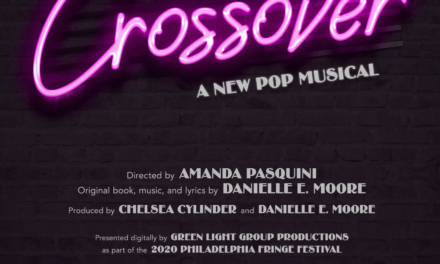 Review of Crossover, a new pop musical
