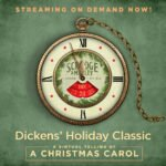 Guthrie's A Christmas Carol available for streaming through 12/31/20