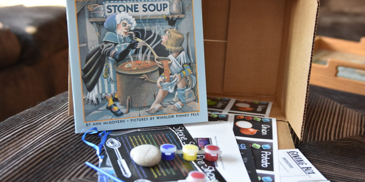 Review of Stone Soup from Stages Theatre