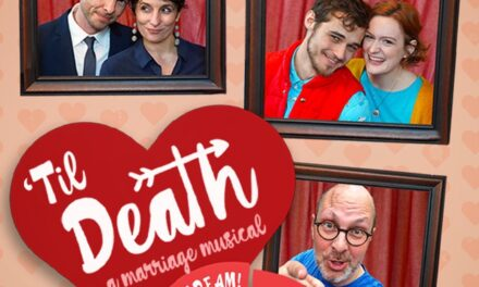 Review of 'Til Death, a Marriage Musical, live stream from Bucket Brigade Theater