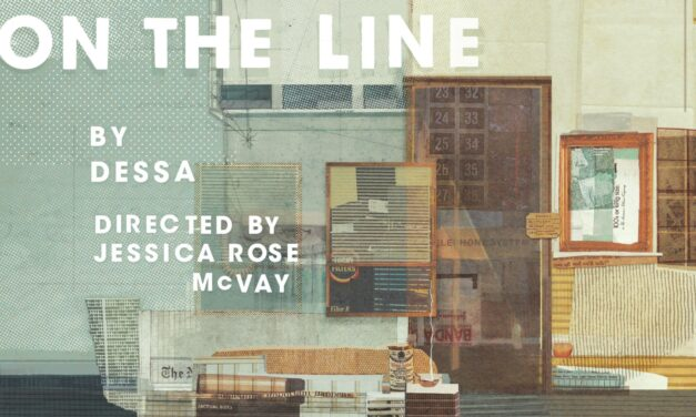 Review of On the Line, by Dessa, a 45 North Audio Play