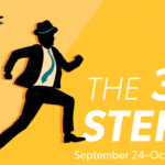 Review of The 39 Steps at Lyric Arts